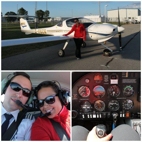 Flying with my boyfriend