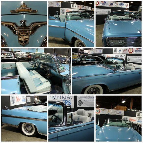 1956 Custom Imperial Convertible