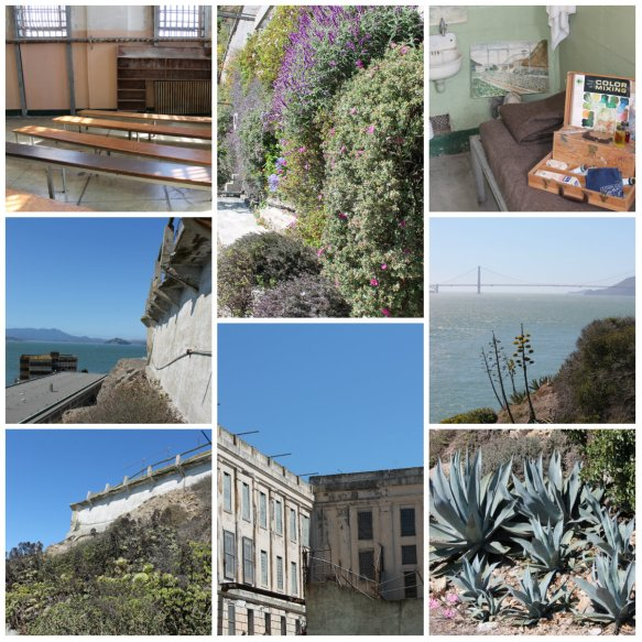 Alcatraz Island Sights