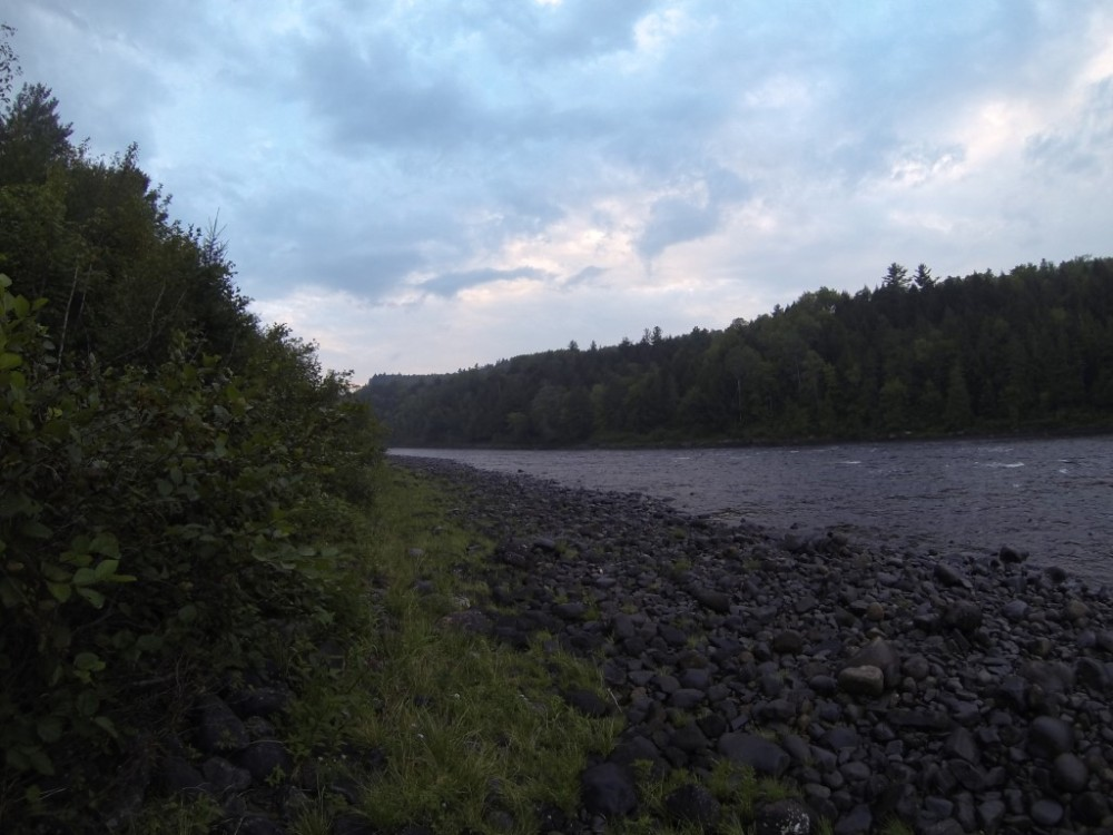 Kennebec River View