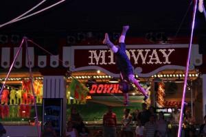 Free Circus Circus Show