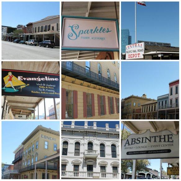 Old Sacramento, CA