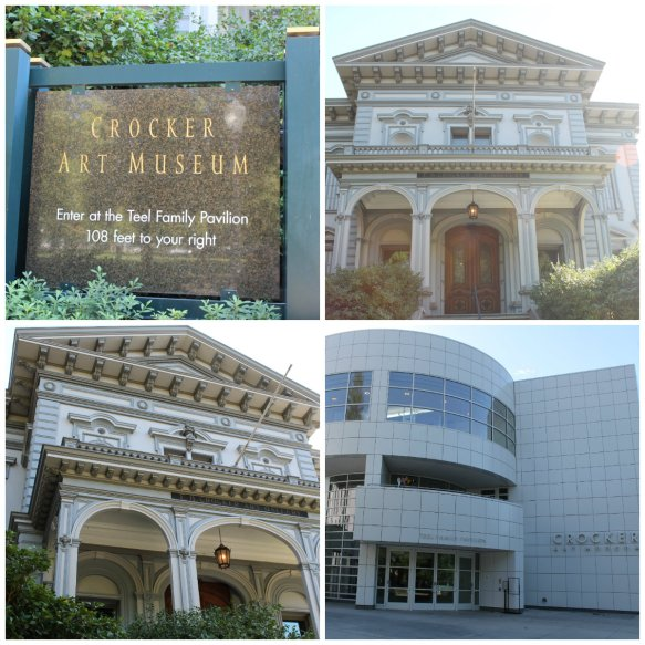 The Crocker Art Museum