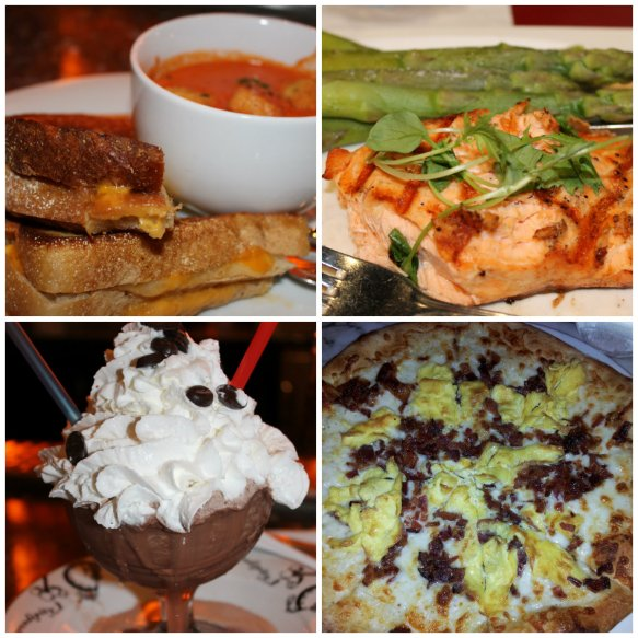 The Yummy Food in Vegas