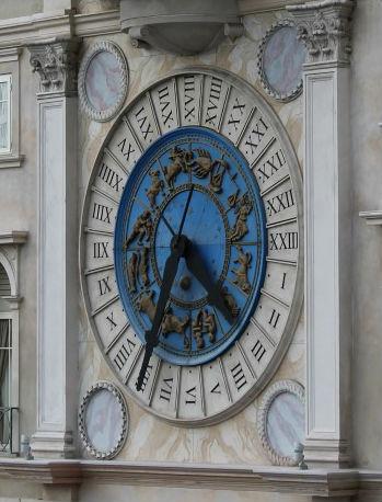 venetian clock tower