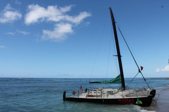 Maita'i Catamaran