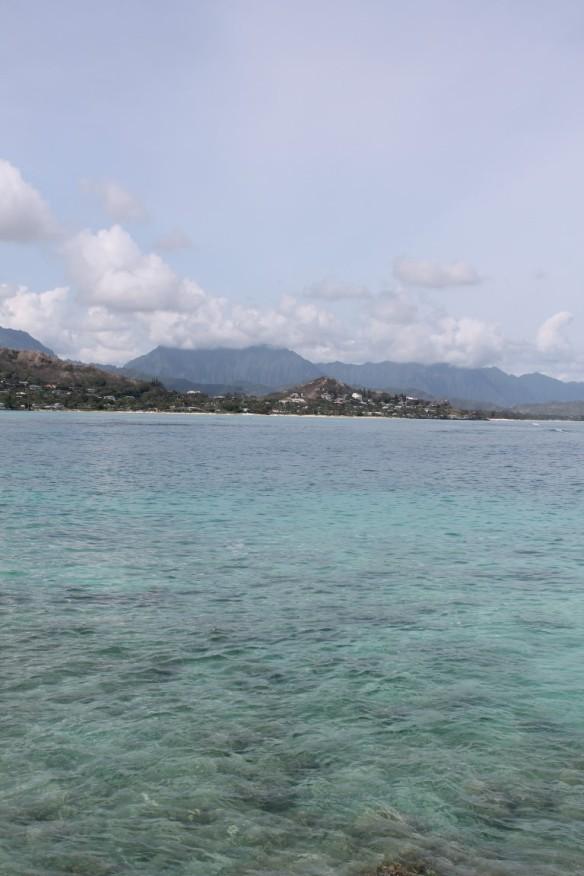 Moku Nui Island