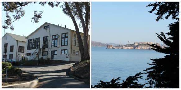 Fort Mason and Alcatraz