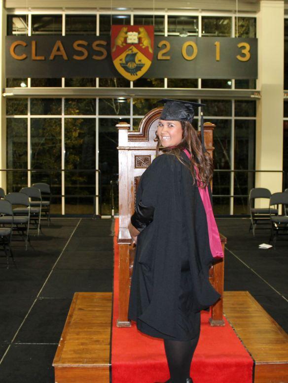 MEd Graduation
