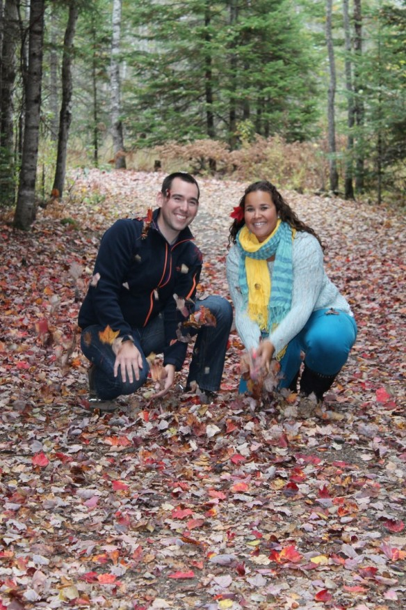 DIY Fun Fall Photos