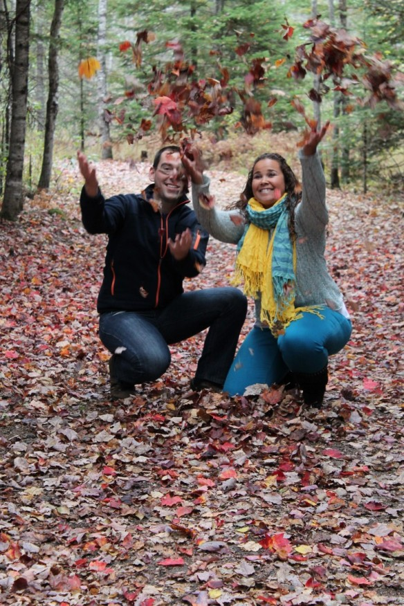 DIY Fun Fall Photos