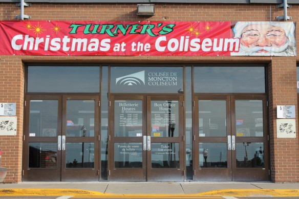 Turner's Christmas at the Coliseum