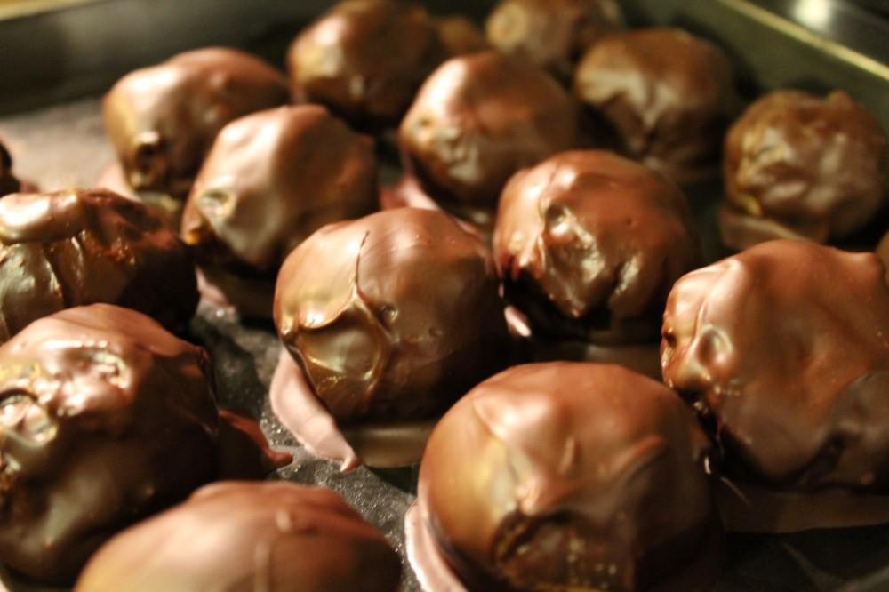 My peanut butter balls
