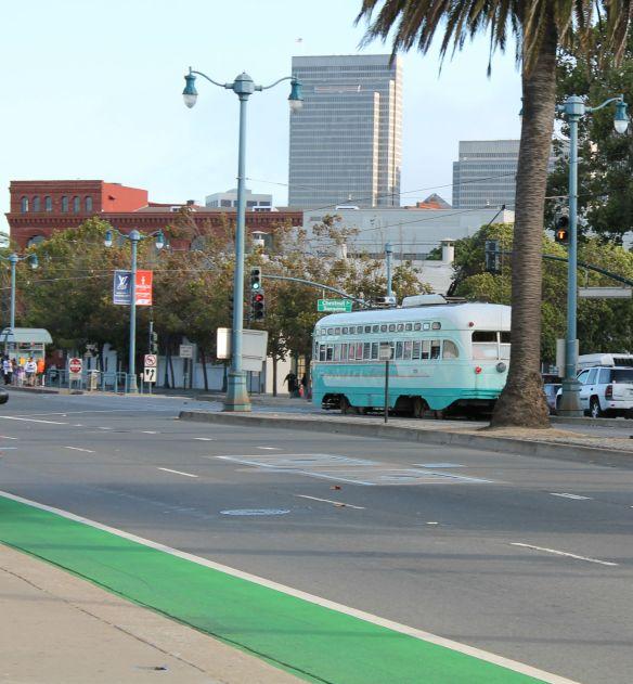 Street Car Public Transit