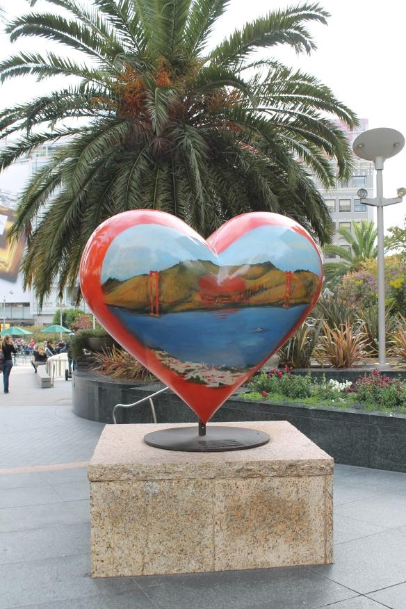 The Love in San Francisco