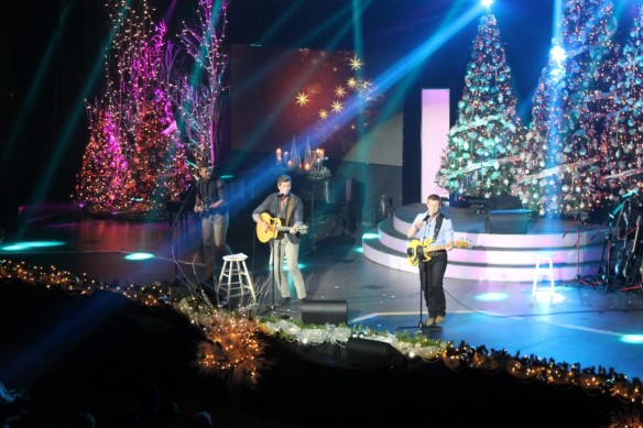 Christmas at Celebration Center