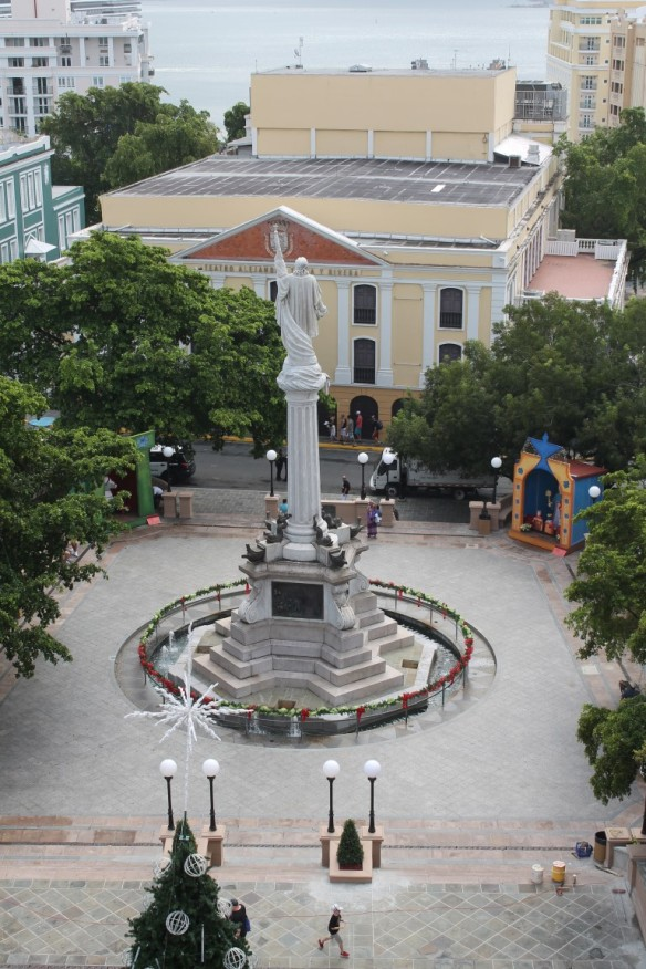 Plaza Colon