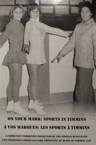 Sports in Timmins