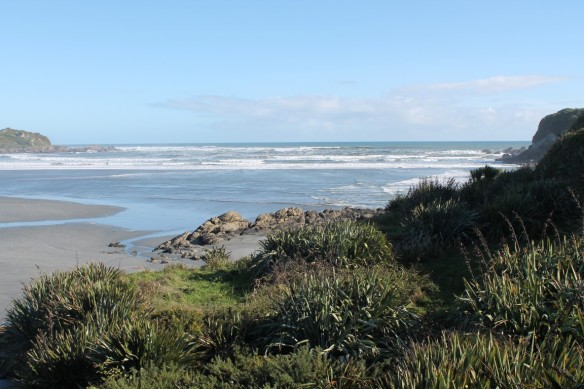 Coastal Drive from Marahau to Punakaiki
