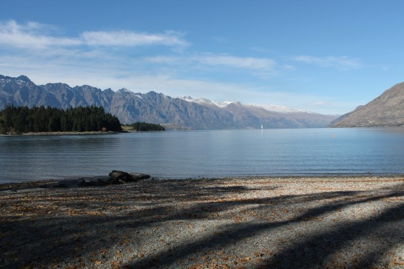 Lake Wakatipu, Queenstown