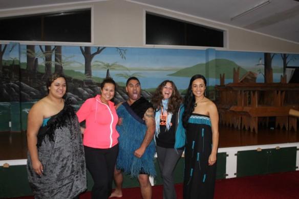 Maori Marae