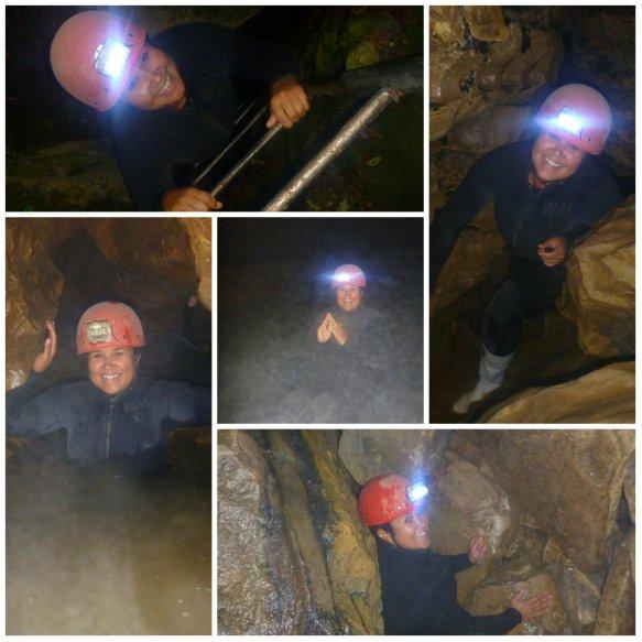 Caving Underground
