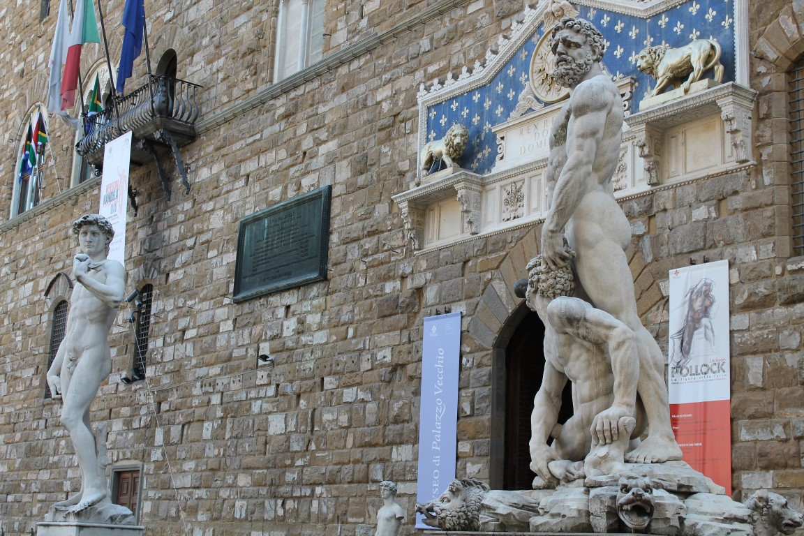 Italian Florence: Walking Florence, The Home Of Michelangelo's David