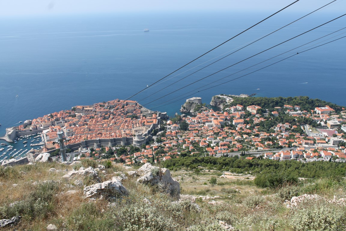 arriving in croatia s famous kings landing turquoise compass
