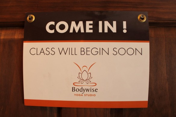 Body Wise Yoga Studio