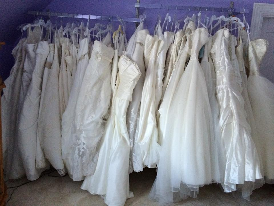 Finding A Wedding Dress At San Lilies Bridal Turquoise Compass