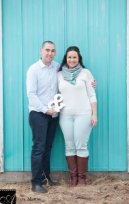 Turquoise Compass Engagement