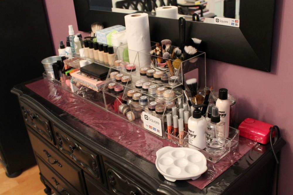 Debby Clements & Happy Hippy Cosmetics