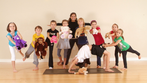 Breathing Space Yoga Studio-Yoga in Schools