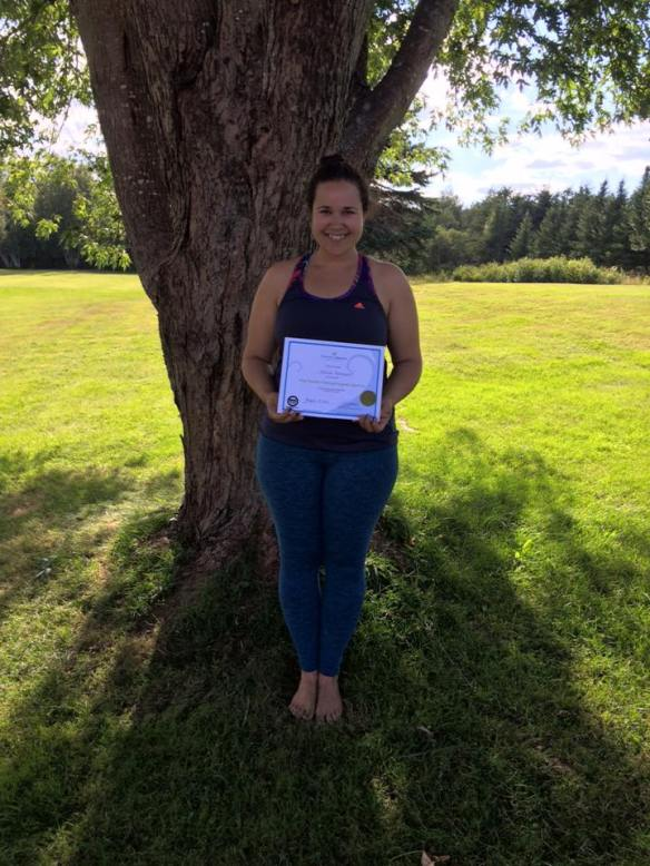 Certified Yoga Teacher